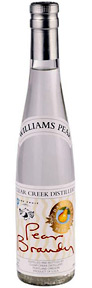 Aroma is so remarkably spot-on to Williams pear that it's uncanny; fruity, delicate, crisp, softly ripe and juicy but not a whisper of sweetness; it is just plain pear-like. A perfect eau-de-vie.